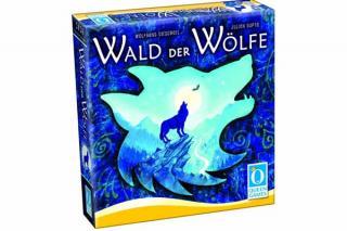 Wald der Wölfe - Schachtel - Foto von Queen Games