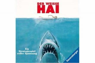 Der weiße Hai - Coverillustration - Foto von Ravensburger