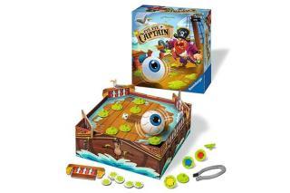 Eye, Eye Captain - Aufbau und Schachtel - Foto von Ravemnsburger