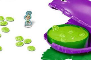 Material vom Kinderspiel Slimy Joe - Ausschnitt - Foto von Ravensburger