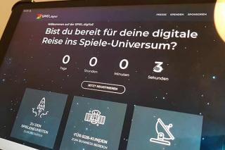 Die SPIEL.digital '20 hat begonnen - Foto von Axel Bungart