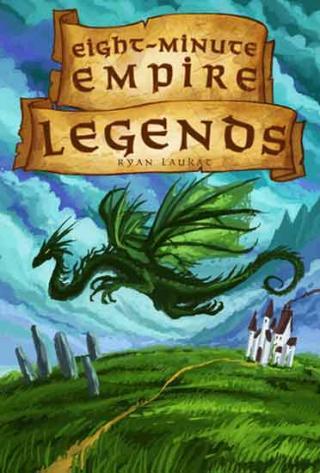 Eight-Minute Empire: Legends - Schachtel - Foto: Red Raven Games
