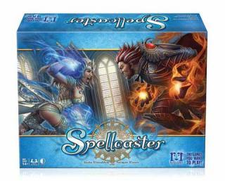 Brettspiel Spellcaster - Spieleschachtel - Foto von RnR Games