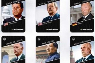 Die Anführer bei Leaders - Foto von Rudy Games