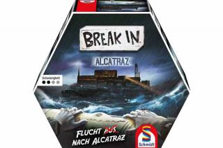 Break in: Alcatraz - Schachtel - Foto von Schmidt Spiele