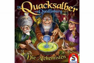 Die Quacksalber von Quedlinburg: Die Alchemisten - Schachtel - Foto von Schmidt Spiele