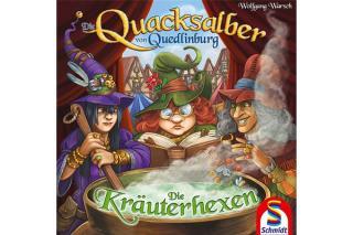 Die Quacksalber von Quedlinburg: Die Kräuterhexen - Erweiterung - Foto von Schmidt Spiele