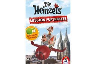 Kinderspiel Die Heinzels: Mission Pupskrakete - Foto von Schmidt Spiele