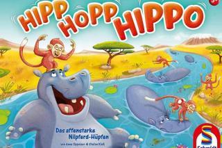 Hipp Hopp Hippo - Schachtel - Foto von Schmidt Spiele