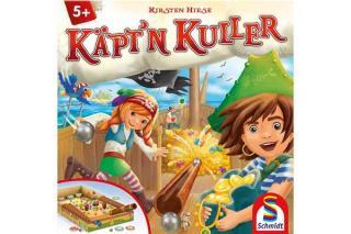 Käpt'n Kuller - Schachtel - Foto von Schmidt Spiele