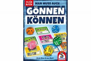 Man muss auch gönnen können - Schachtel - Foto von Schmidt Spiele