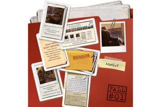 Pocket Detective: Mord auf dem Campus - Material - Foto von Schmidt Spiele
