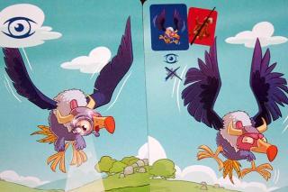 Goths Save The Queen - Spielkarten von Feldherr und König - Foto von Reich der Spiele