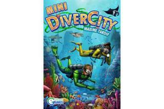 Mini Diver City - Schachtel - Foto von Sphere Games