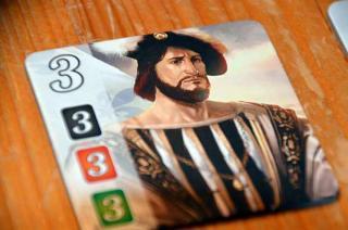 Splendor - Gesellschaftsspiel - Adeliger - Foto von Axel Bungart