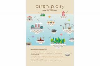 Airship City - Spieleschachtel - Foto von Spielefaible