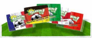 Booster zum Fussball-Brettspiel Schnipp es - Foto von Mücke Spiele