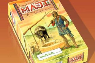 Maji - 2-Personenspiel - Foto von Spieltrieb