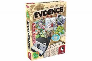 Detektivspiel Evidence - Foto von Edition Spielwiese