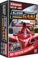 Schachtel Kartenspiel Gib Gas - Carrera Tabletop Games - Foto Stadlbauer