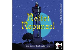 Rettet Rapunzel - Schachtelgrafik - Foto von Steffen Spiele