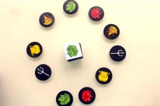 Teufelskreis Spielszene - Foto von Jörn Frenzel