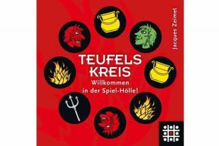 Gesellschaftsspiel Teufelskreis - Foto von Steffen Spiele