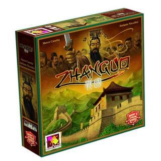 Gesellschaftsspiel ZhanGuo - Spieleschachtel - Foto von Whats Your Game