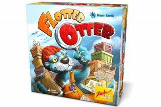 Flotter Otter - Schachtel - Foto von Zoch Verlag