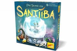 Die Seher von Santiiba - Schachtel - Foto von Zoch Verlag