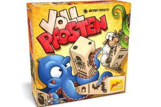 Partyspiel Vollpfosten - Foto von Zoch Verlag
