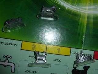 My Monopoly Spielfiguren - Foto von Jörn Frenzel