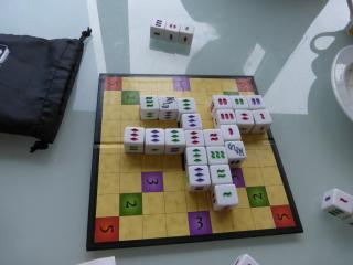 Set 3 - Spielaufbau - Foto von Jörn Frenzel