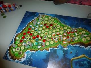 Spielsituation Orongo  - Foto von Jörn Frenzel