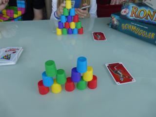 Spielszene Alles im Eimer - Foto von Jörn Frenzel