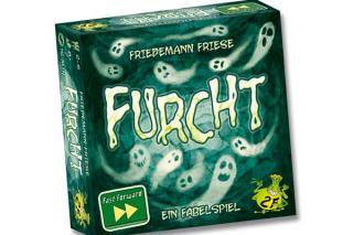 Kartenspiel Furcht - Foto von 2F Spiele