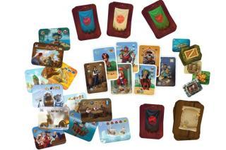 Piraten der 7 Weltmeere - Spielmaterial - Foto von I Games