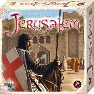 Jerusalem von Abacusspiele