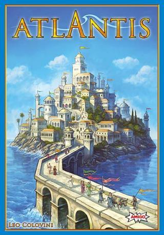 Atlantis Schachtelgrafik von Amigo Spiele