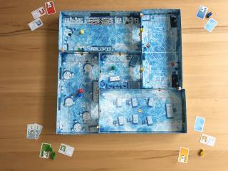 Spielsituation Icecool - Foto von Melanie Schröder