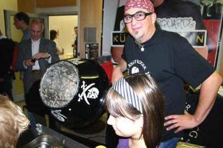 Stefan Marquard präsentiert Küchenlatein von Reich der Spiele