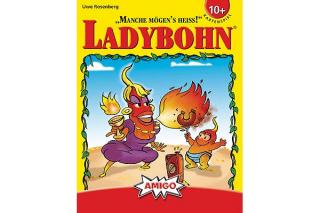 Kartenspiel Ladybohn von 2017 - Foto von Amigo Spiele