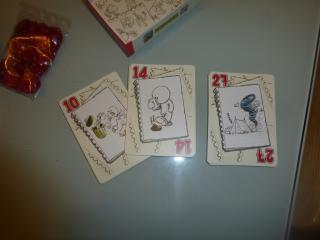 Spielszene Schöne Scheiße - Foto von Amigo Spiele