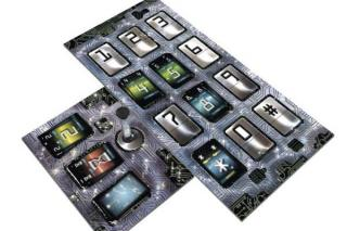 Spielsituation X-Code - Foto von Amigo Spiele