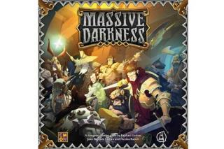 Fantasyspiel Massive Darkness - Foto von Asmodee