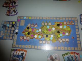 Spielszene von Ehtnos - Foto von Jörn Frenzel