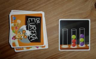 Dr. Eureka - Spielmaterial: Karten - Foto von Jörn Frenzel