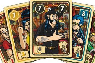 Half-Pint Heroes Spielkarten - Foto von Corax Games