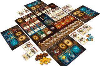 Vikings Gone Wild - Spielaufbau - Foto von Corax Games