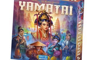 Yamatai Spielschachtel - Foto von Days Of Wonder